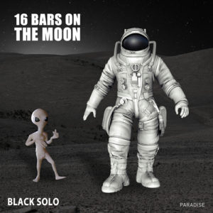 16 Bars on the Moon - Black Solo